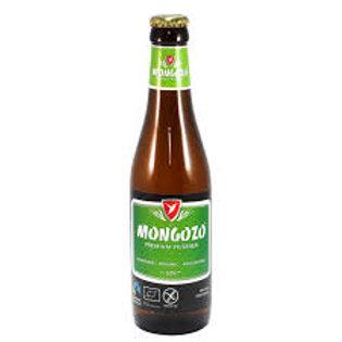 Mongozo - Pils sans gluten 33cl 5°