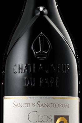 Chateauneuf du Pape - Clos St Jean - Sanctus Sanctorum 2017,2018 Magnum 16°