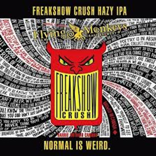 Flying monkeys - Freakshow 47 cl 6.3°