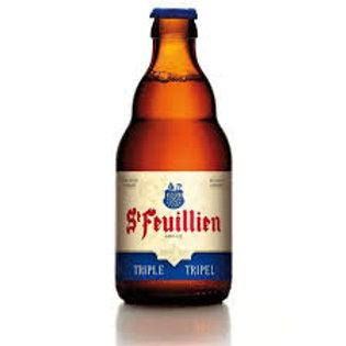 St Feuillien -Blonde triple 33cl 8.5°