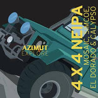 Azimut - 4x4 Neipa