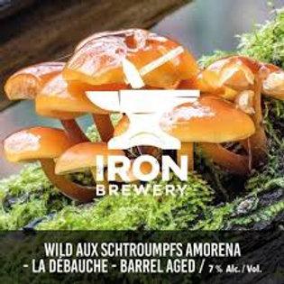 Iron - Wild schtrouph amorena ba 33 cl 7°