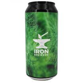 Iron - Sour Ipa citron aneth 44cl 7°