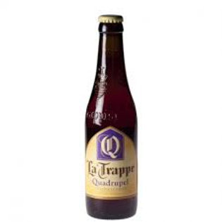 La trappe - Quadrupel 33cl 10°