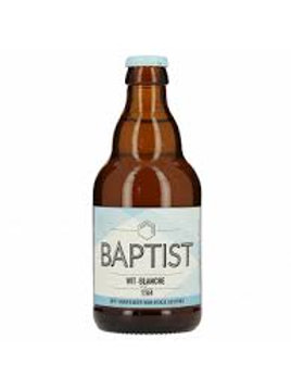 Baptist blanche 33cl 5°