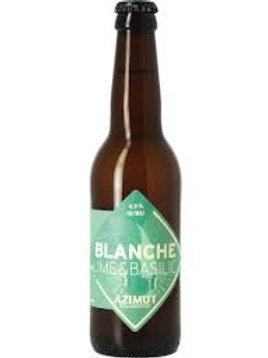 Azimut - Blanche lime basilic 33 cl4.5°