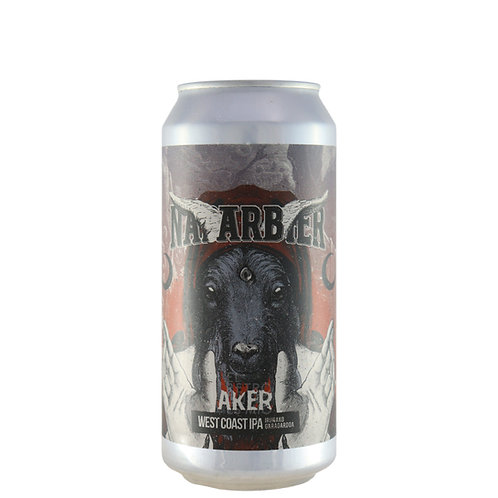 Naparbier - Aker 44cl 6°