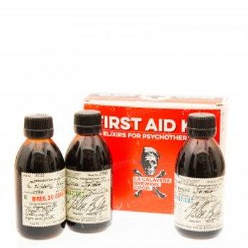 La Calavera - first aid kit 3x20 cl