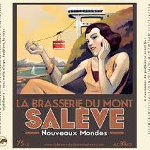 Br du Mont Saleve - nouveaux mondes 33cl 8°