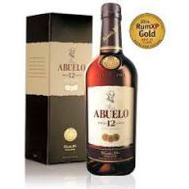 Ron abuelo 12 ans 40° 70cl