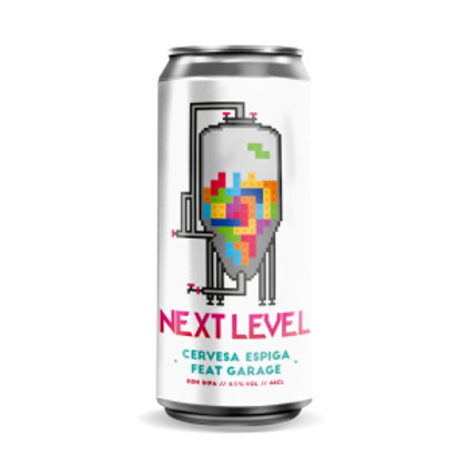 Espiga - Next Level 44cl 8.5°