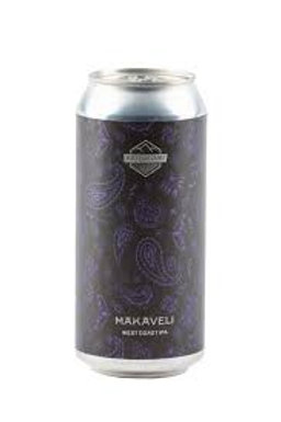Basqueland - Makaveli West coast ipa 44cl