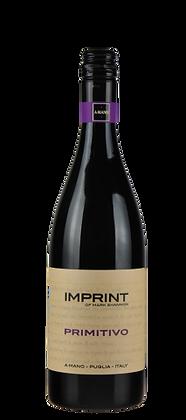 Imprint 'Primitivo' ROOD