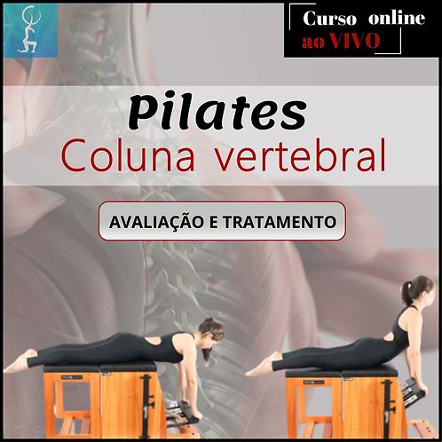 CURSO DE PILATES NA COLUNA VERTEBRAL