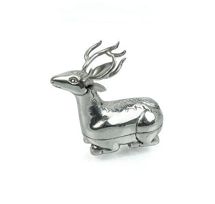 Silver (900) Deer Box