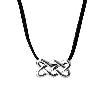 Sterling Silver Celtic Pendant - Small