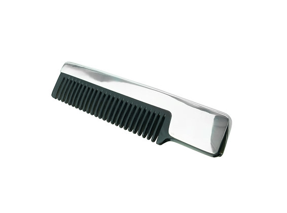 Sterling Silver Horn Comb