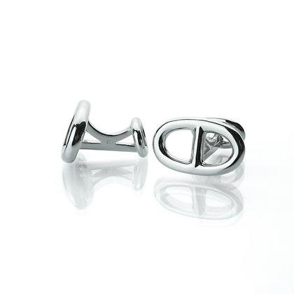 Sterling Silver Cufflinks - Small