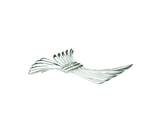 Sterling Silver Brooch -Small