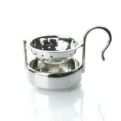 Sterling Silver Swinging Tea Strainer
