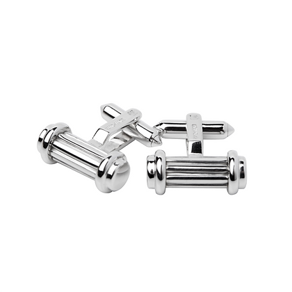 Sterling Silver Cufflinks - Large