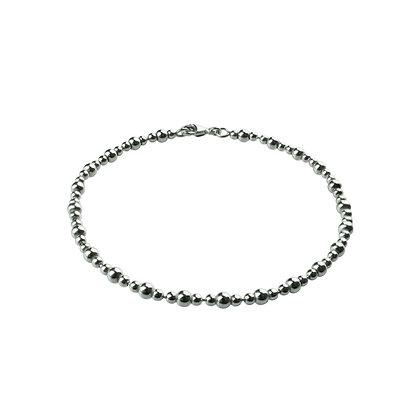 Sterling Silver Multi-Ball Bracelet
