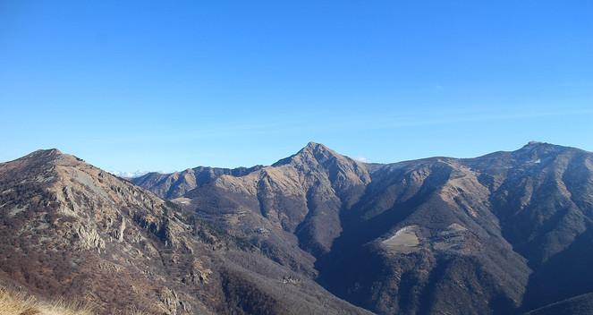 Alpe di Neggia e Monte Tamaro