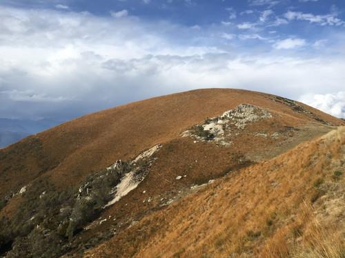 Monte Covreto e Monte Paglione
