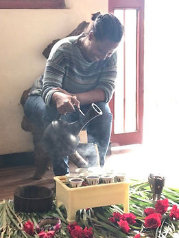 Coffee Ceremony Hirut.JPG