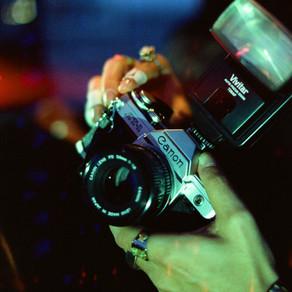 Prendre en main un appareil photo                                      argentique manuel!