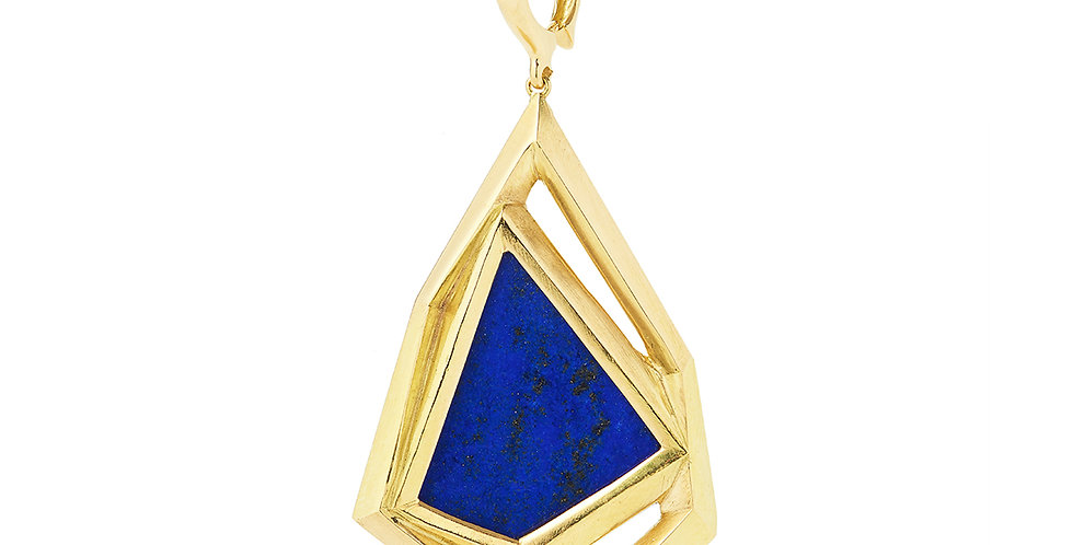 Icon Victoire Majorelle Detachable Pendant 18KY