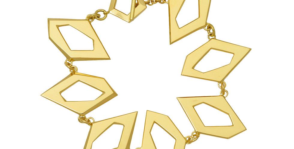 Icon Victoire Link Bracelet 18KY