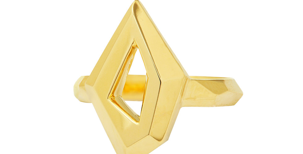 Icon Victoire Ring 18KY