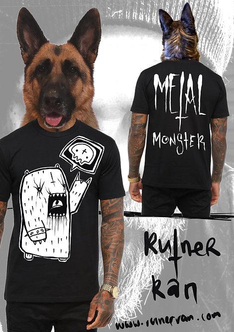 Metal Monster Tee