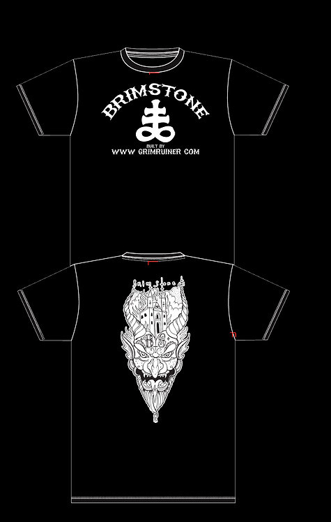 Brimestone Limited Tee SOLD OUT