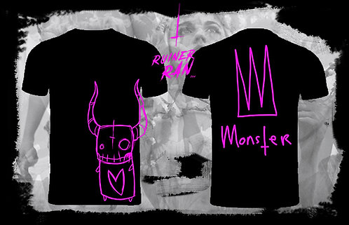 King of the Monsters Tee