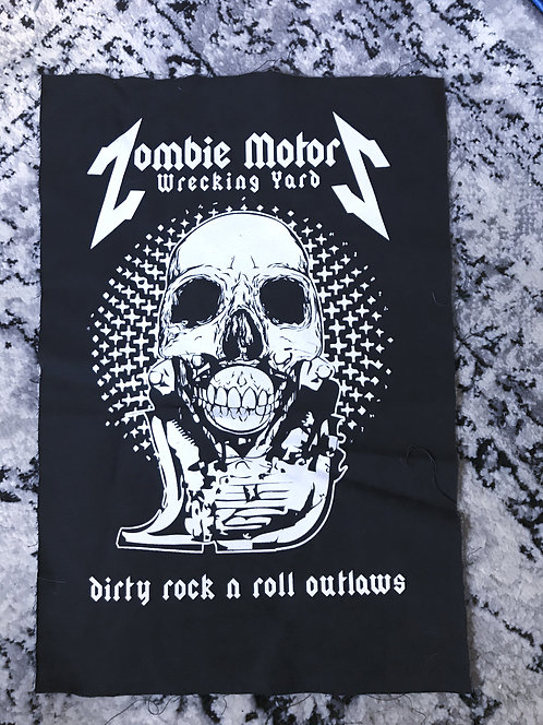 Zombie Motors Wrecking Yard Patch