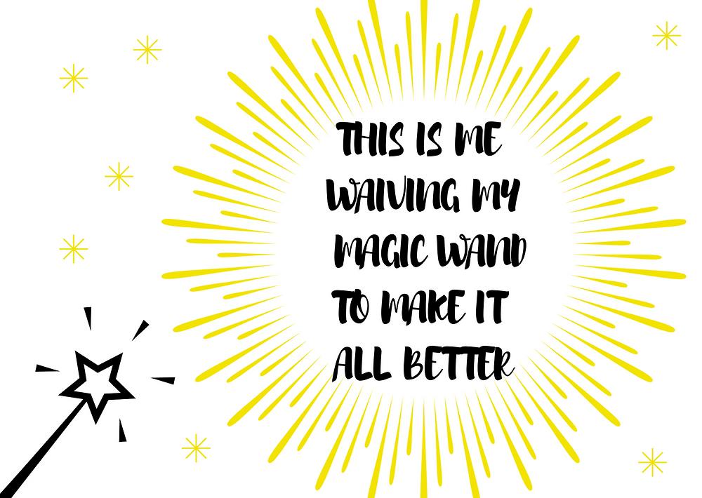 קסם של שמחה!