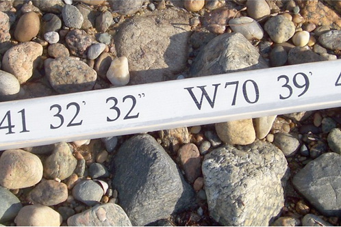 Wholesale Latitude & Longitude Signs