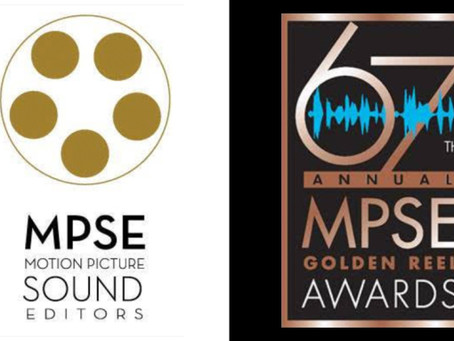 Nominated for the MPSE Golden Reel Student Film Award!