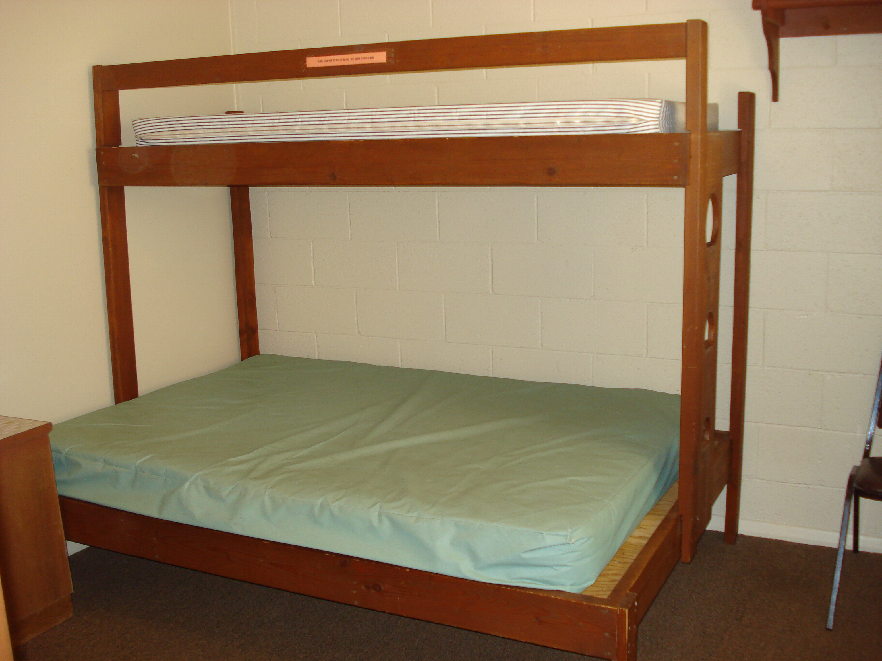Dorm Bunk Bed