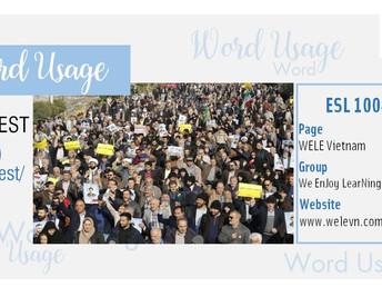 WordUsage Unrest