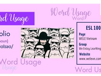 WordUsage Polio