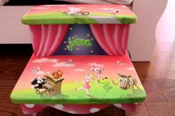 Jiera's step stool