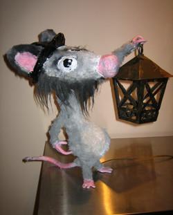 the amish possum