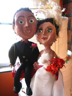 Dodsley wedding cake