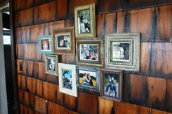 clustered frames