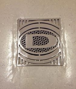 Dodsley floor grate