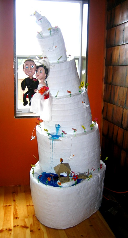 dodsleys wedding cake