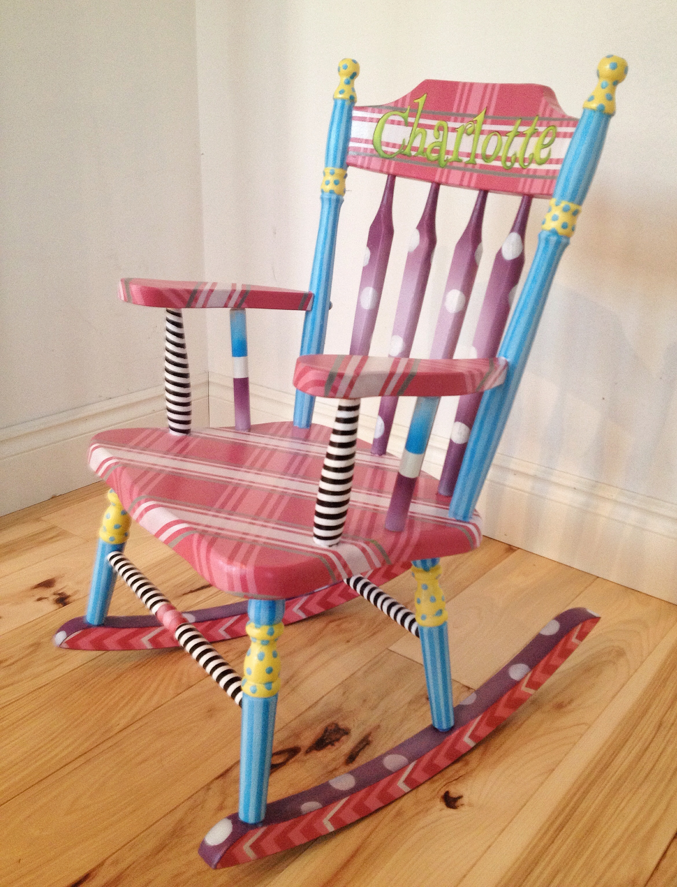 Charlotte's rocking chair